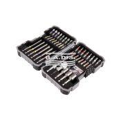 Įrankiai - atsuktuvai ir antgaliai -  antgalių komplektai - 43 dalių antgalių kompl. 2607017164