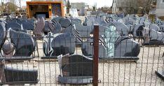 Atsinaujinusi paminklų aikštelė