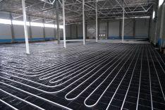 Šildymo sistemų ir įrenginių montavimas