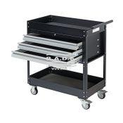 Įrankiai - Įrankių vežimėliai su įrankiais - Įrankių vežimėlis su įrankių komplektu (158vnt) 715750
