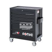 Įrankiai - Įrankių vežimėliai - Įrankių vežimėlis 6 stalčių S7 4733716