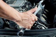 Autodujų įrangos montavimas