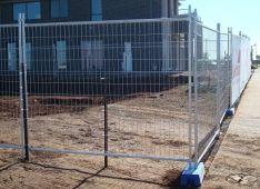 Modulinės laikinos tvoros