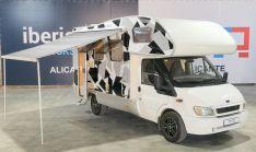 Mikroautobusų krovininės dalies įrengimas