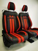 Sėdynių siuvimas