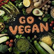 Produktai veganams