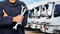 Priekabų ir sunkvežimių remontas