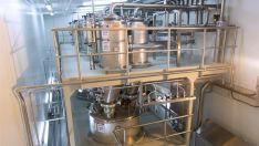 Pramoninių šaldymo įrengimų didmeninė prekyba