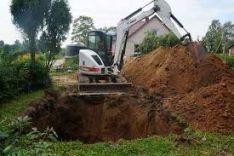 Žemės kasimo darbai