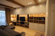 Pilnas namų apstatymas baldais