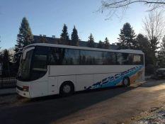 Autobuso nuoma su vairuotoju 50+1+1