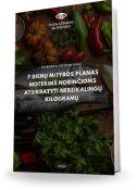 7 dienų mitybos planas moterims norinčioms atsikratyti nereikalingų kilogramų