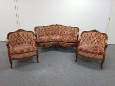 Klasikinių baldų komplektas