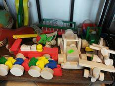 Mediniai žaislai Druskininkuose