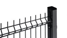 Segmentinė tvora EKO 200MMX50MMX2,5MX1,23M (3/4 MM)