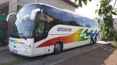 63 vietų autobuso nuoma