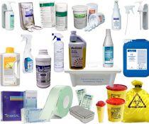 Priemonės dezinfekacijai ir sterilizacijai