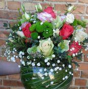 Gėlių puokštės, kompozicijos