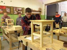 Staliaus modulinė profesinio mokymo programa (turintiems vidurinį išsilavinimą ir kvalifikaciją)