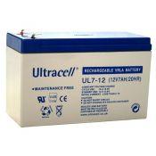 Akumuliatorius Ultracell 7,0Ah 12V