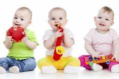Muzikos terapijos užsiėmimai kūdikiams (4- 12mėn.)