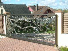 Vartai, tvoros