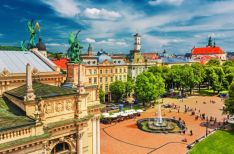 Lapkričio 1d. Žavus, stebinantis, europietiškas Lvovas – Jogailaičių pėdsakai Liubline
