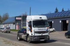 Pilnų, dalinių krovinių pervežimai