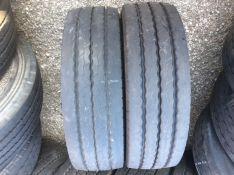 205/65R17,5 J Bridgestone R168, priekabai, 2vnt.