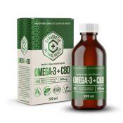 Natūralaus skonio Canabiotic Omega 3 su CBD