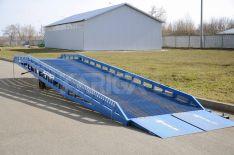 Mobilių stacionarių užvažiavimo/pakrovimo rampų gamyba, prekyba