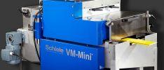 dažymas bei impregnavimas pramoninėmis vokiečių gamintojo Schiele Maschinenbau GmbH Impregmat VM-mini staklėmis.