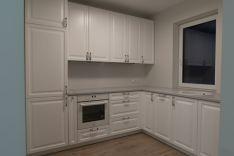 Klasikinės virtuvės baldai