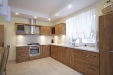 Modernūs virtuvės baldai , gamyba