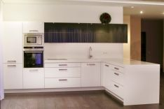 Modernūs virtuvės baldai , projektavimas, gamyba