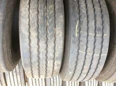 Michelin X Multi 385/65R22,5   2 vnt. priekabai,