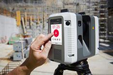 Leica RTC360 lazerinis 3D skeneris