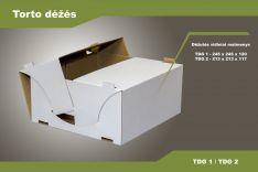 Torto dėžės TDG 1/TDG 2