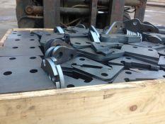 Metalo pjovimas lazeriu