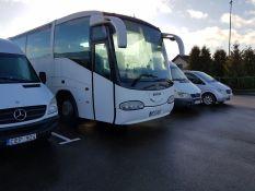 20 vietų autobuso nuoma