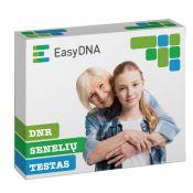 DNR senelių nustatymo tyrimas