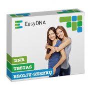 DNR brolių - seserų  nustatymo tyrimas