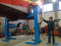 Autobusų ir sunkvežimių servisas