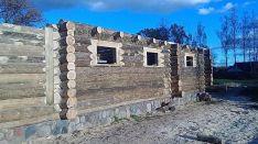 Tradicinė rąstinė statyba