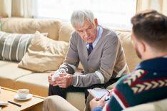 Psichologo konsultacija senjorams