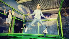 Su šeima ir vaikais adrenalino kupina diena