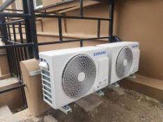 Vėdinimo, oro kondicionavimo sistemos