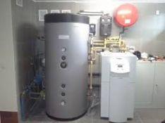 Geoterminio šildymo sistemos