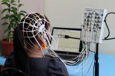 EEG aparatas