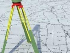 Žemės sklypų ribų ir statinių kadastriniai matavimai